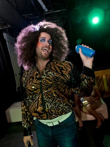 Catastrophic Theatre Drag Ball 2015 Jeff Shell