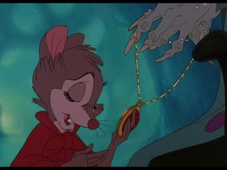 Mrs Brisby from the Secret of NIMH by Don Bluth