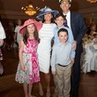 Sussman family at Hats Off to Mothers March 2014