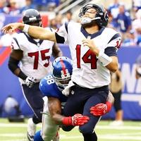 Ryan Fitzpatrick Texans inept