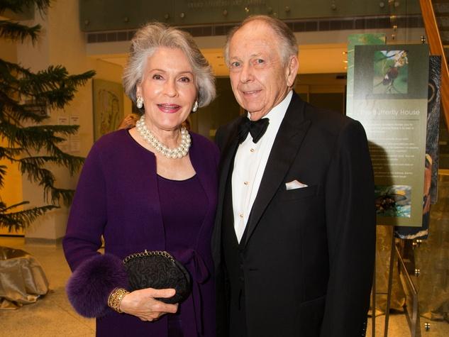 Linda Custard, Bill Custard, Flora Award
