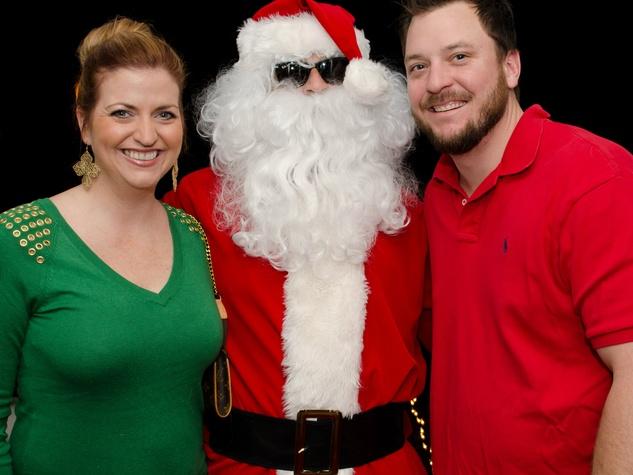 Melanie & Cameron Daugherty, DCAC Holiday Party