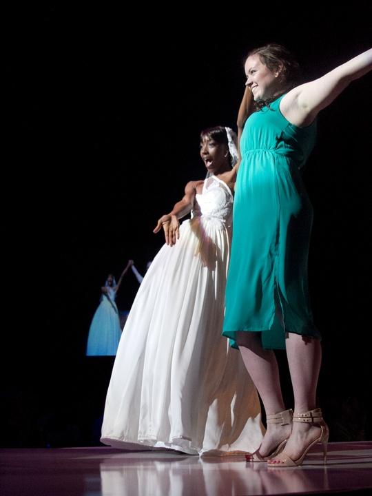 Spectrum UT Senior Fashion Show 2014