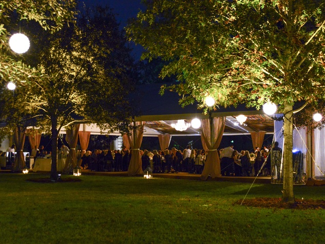 24 crowd, venue, party tent at CAM's Another Great Night November 2013