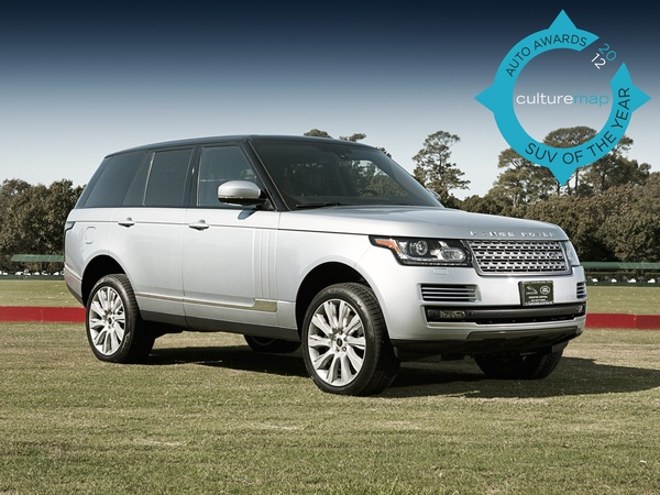COTY 2013 Range Rover