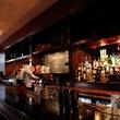 Capt. Foxheart's Bad News Bar & Spirit Lodge, April 2013, bar