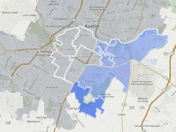 Google Fiber Announces Sign Up Dates For 4 New Austin