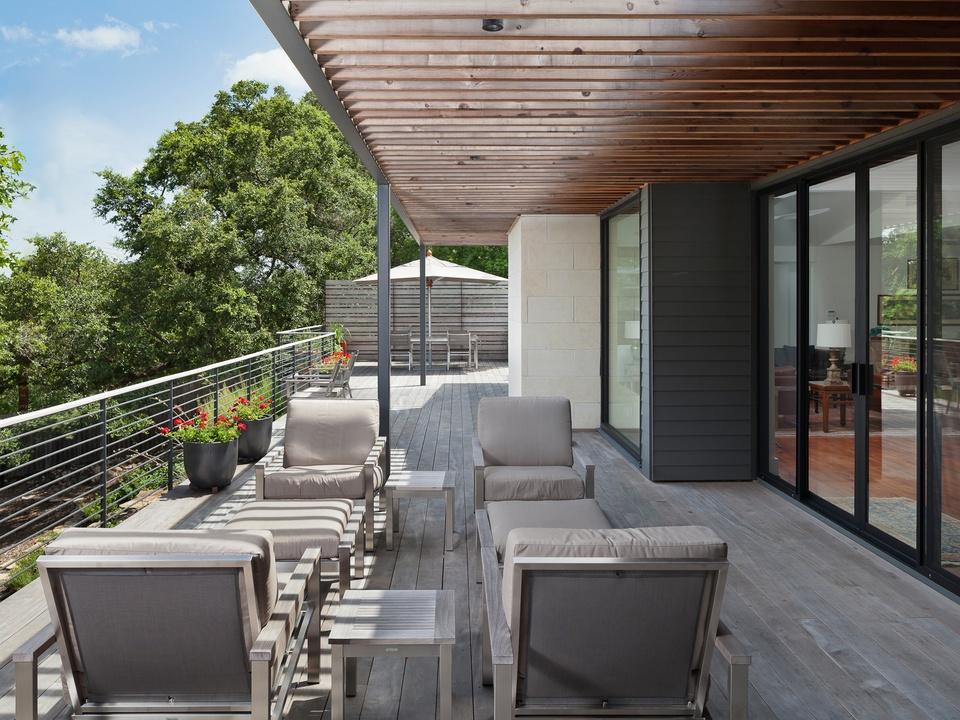 AIA Austin Homes Tour 2014 Dick Clark + Associates