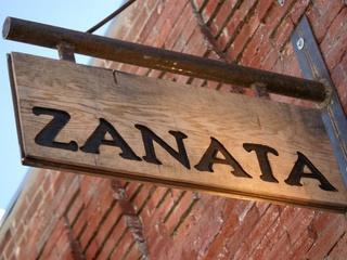Zanata restaurant in downtown Plano