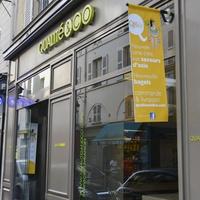 Qualite & Co. fast food in Paris, exterior