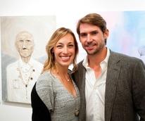Art on the Avenue 2017 Jessica and Jarrett Pierce