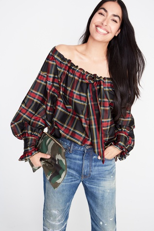 J Crew fall collection look 26 Farra