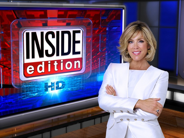 Inside Edition host Deborah Norville