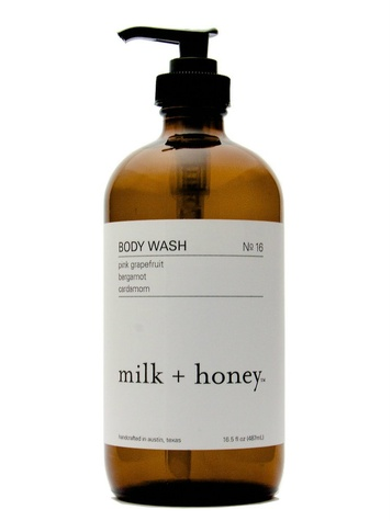 Milk + Honey hand soap