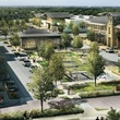 Creekside Village Center The Woodlands rendering August 2014
