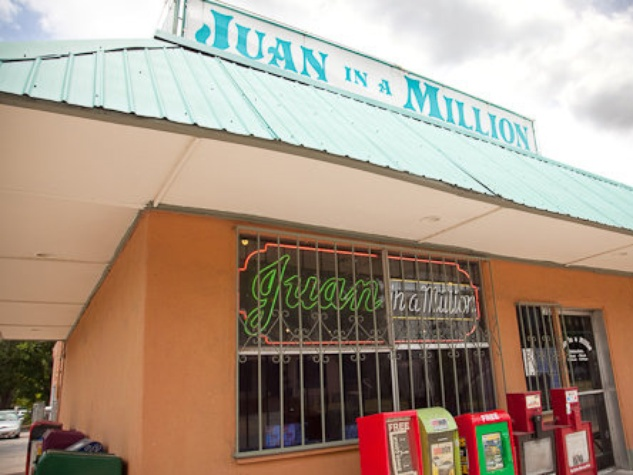 Austin photo: Places_Food_Juan in a Million_Exterior