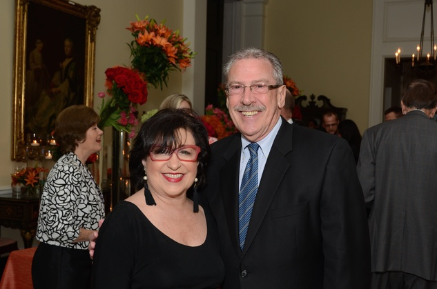 News, Shelby, Communities in School gala, April 2015, Roz Pactor, Ed Smith