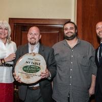 My Table Houston Culinary Awards Travis Lenig Matt Marcus Liberty Kitchen