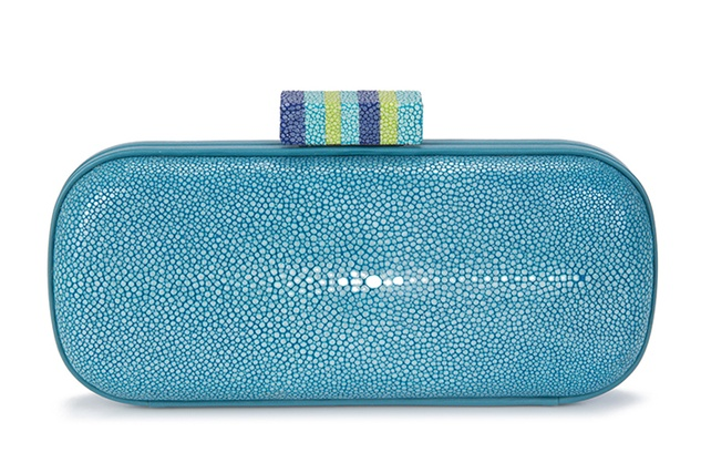VIVO Shagreen Clutch