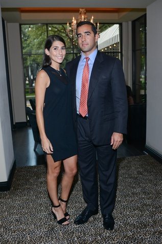 News, Shelby, HFAF party, August 2014, Juliana Bruno, Michael Afshari