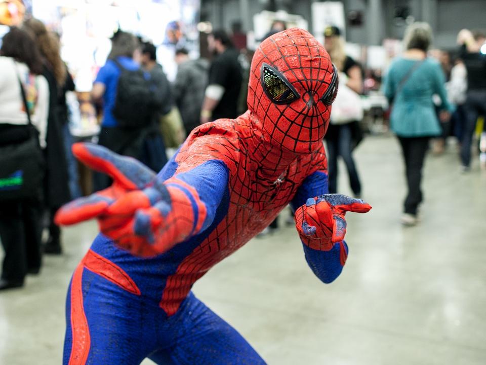 Austin Comic Con 2013 9365