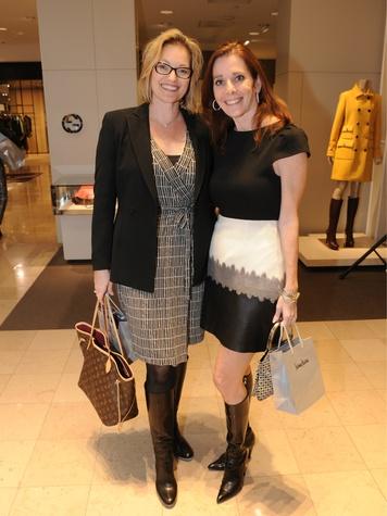 Robin Bray and Debra SoRelle, Fall Into Fashion