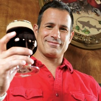 Dogfish Brewery founder Sam Calagione