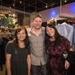 Austin Fashion Week kick off party at estilo 2013 Meredith Takahashi, Mike Dee and Kristen Chin