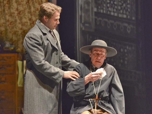 Dallas Theater Center presents Sherlock Holmes: The Final Adventure
