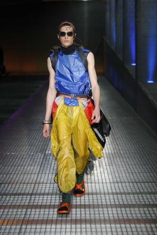 Prada menswear spring 2017