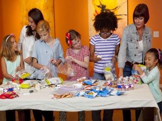 Houston Children Give Back