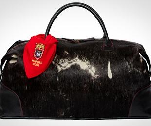 edition Moore & Giles' Pamplona Weekender bag