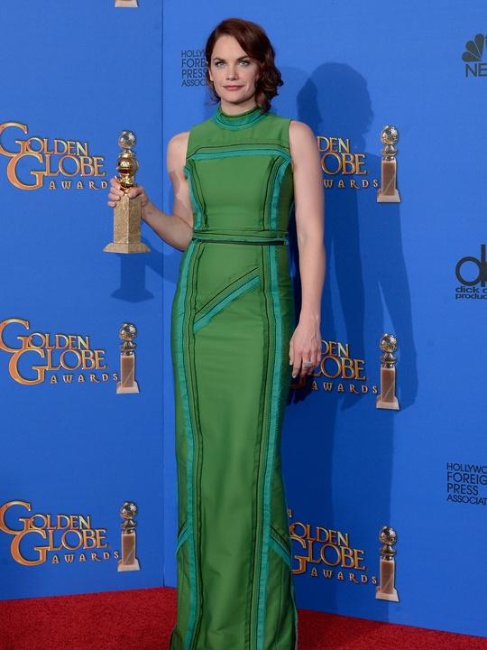 Ruth Wilson Prada at the 72nd Annual Golden Globe Awards January 2015