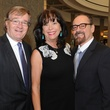 David Krause, Christina and Rudy Andrea , national philanthropy awards