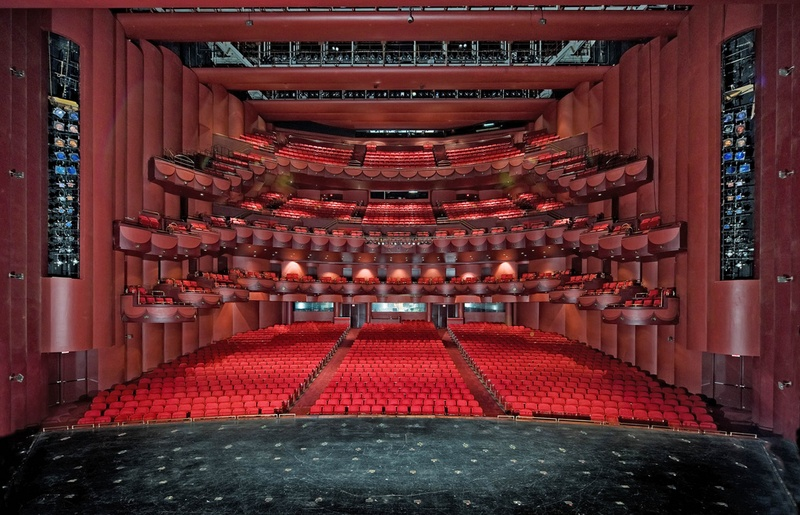 Rise Of The Wortham Theater Center How It All Began