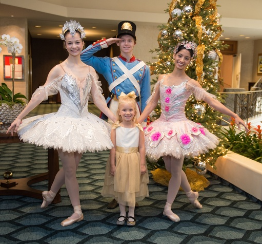 News, Houston Ballet Kingdom of Sweets , Dec. 2015, Kate Zdeblick