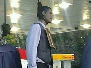 Gallows of Effigy, Obama, noose, November 2012