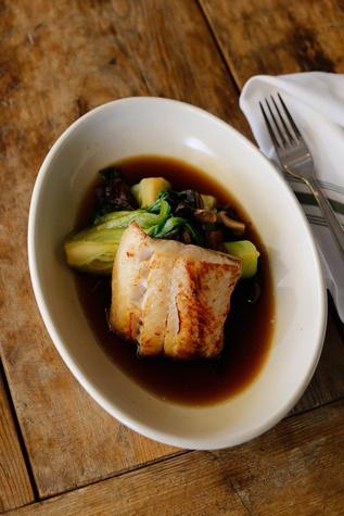 True Food Kitchen Miso Black Cod