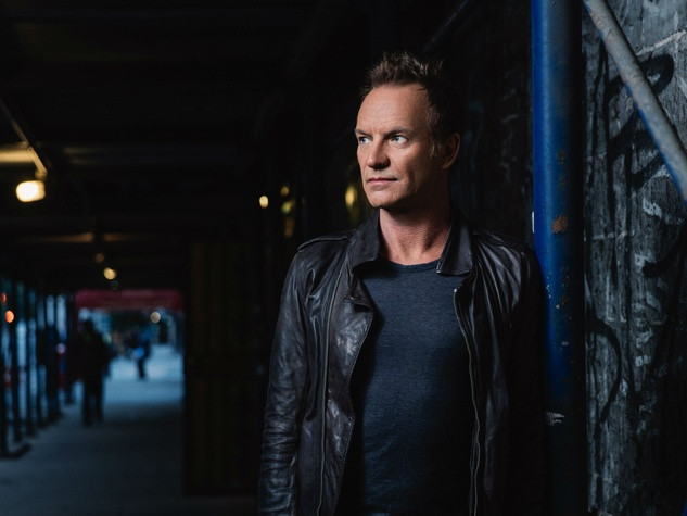 Sting plays the Commodore on February 1