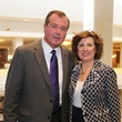 Wayne Miller and Karen Deville at the LSU Foundation luncheon June 2014