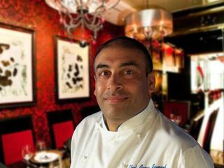 Dallas chef Avner Samuel