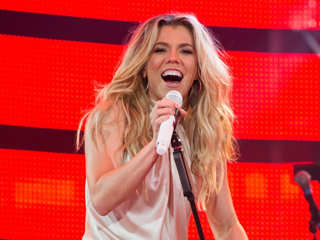 The Band Perry Houston Rodeo Kimberly Perry