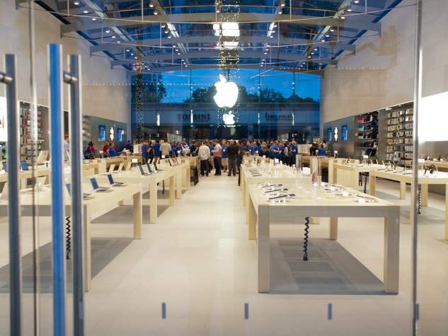 the apple store s secret bathroom you need an escort to