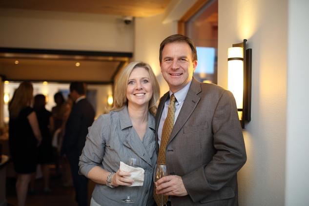 14 Elizabeth and Neil Chapman at the BCN dinner for Texas Children's Hospital September 2014