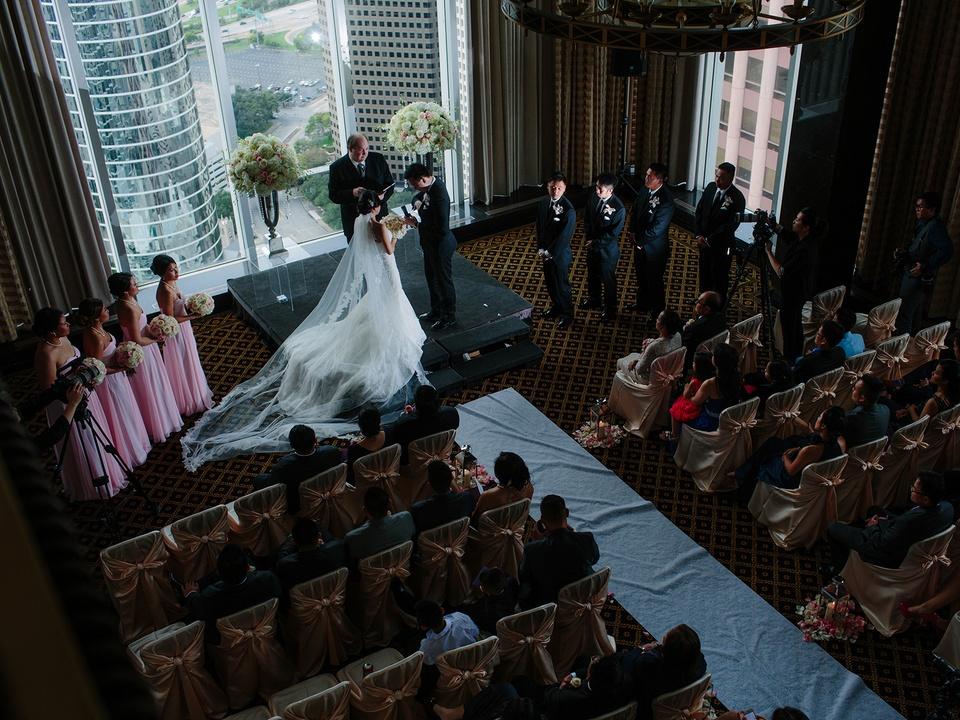 5 Wonderful Weddings Thai & Hoa February 2014