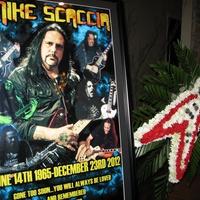 Mike Scaccia, Rigor Mortis, Ministry, memorial