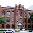 Incarnate Word Academy Houston 1905 building in 2009