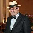 Salman Rushdie at the Inprint Ball February 2015