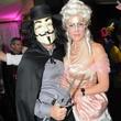 10 Roman Belotserkovskiy and Erika Doerr at Hotel ZaZa's Halloween party October 2013