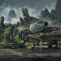 The Fine Art of STAR WARS